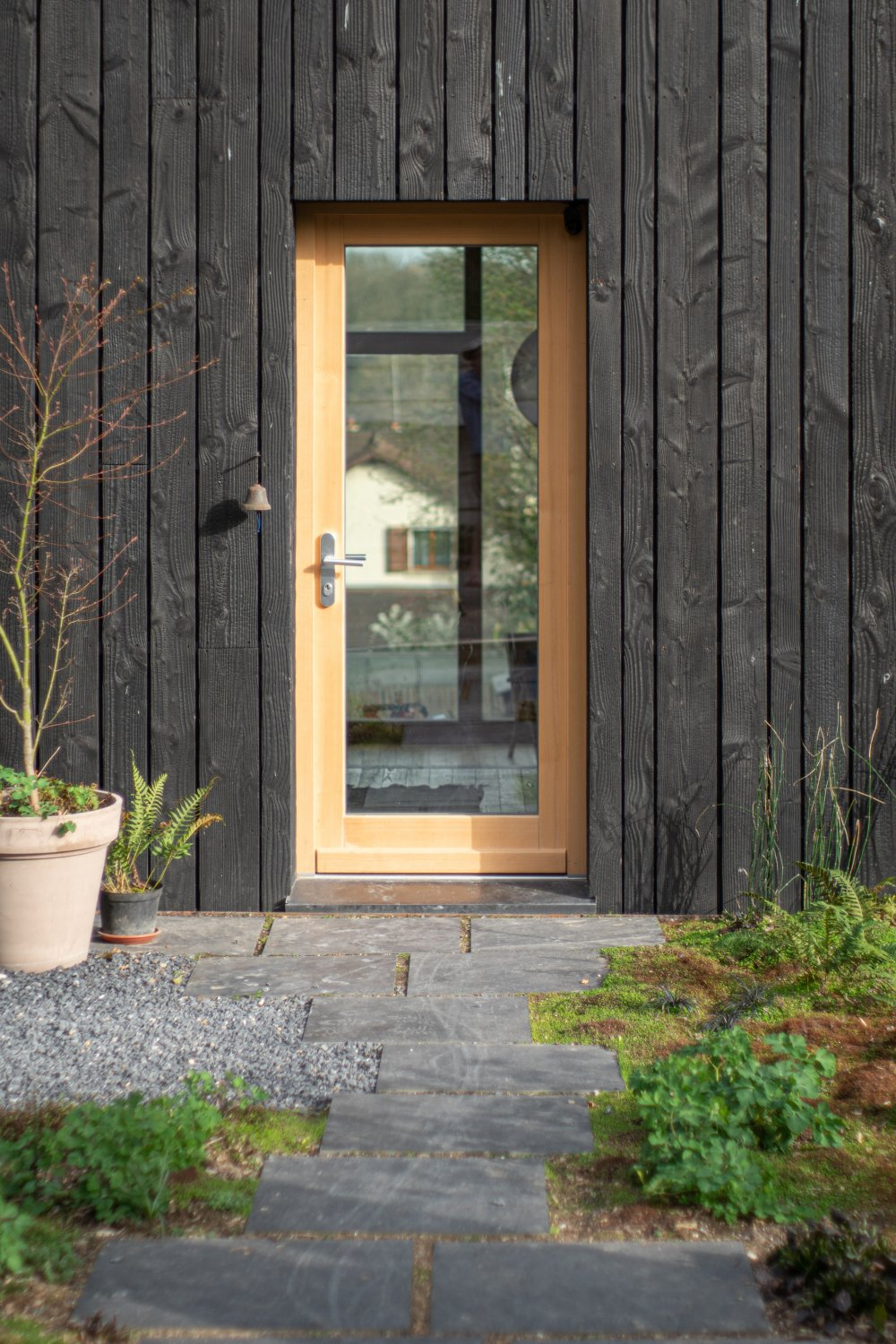 Home makeover with a new external door